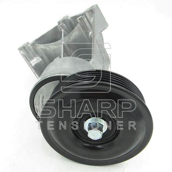 Ford 96MF6A228BD  96MF6A228AB  Belt Tensioner, v-ribbed belt