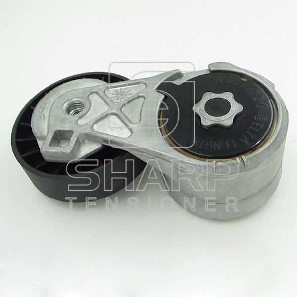 G035 GM 93214266 Belt Tensioner, v-ribbed belt