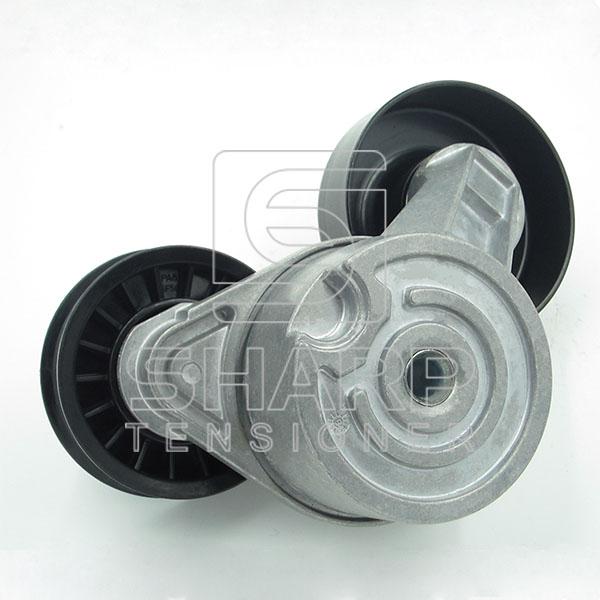 JEEP 53030958AC  53030958AD 68045800AA Belt Tensioner, v-ribbed belt (1)