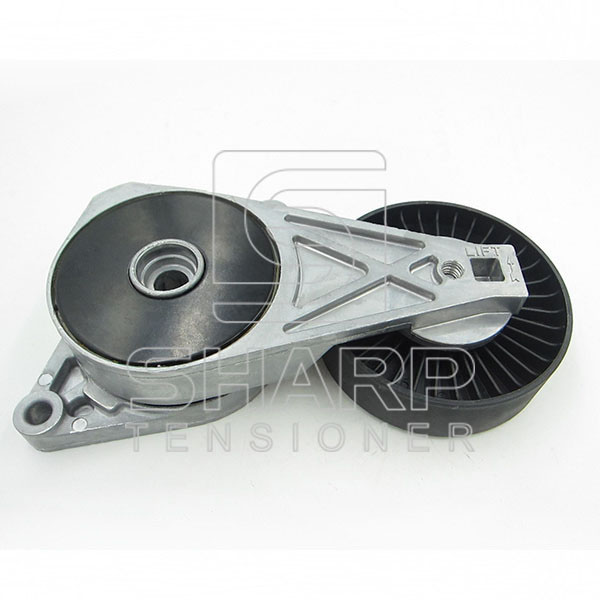 LANDROVER PQG100142   PQG100141L   PQG100141 Tensioner Lever, v-ribbed belt (1)