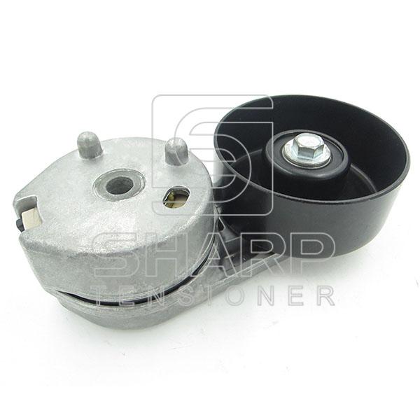 Land Rover PQG500250  1342047 Tensioner Lever, v-ribbed belt (1)