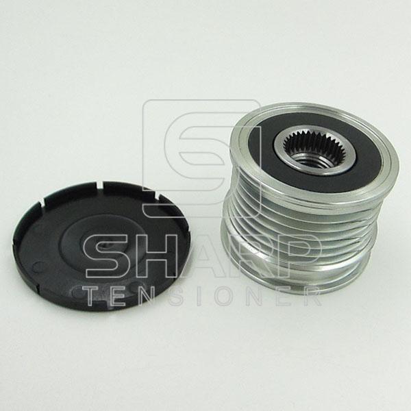 MERCEDES-BENZ 6111550315 6111550615 6111550715 Freewheel Clutch, alternator (1)