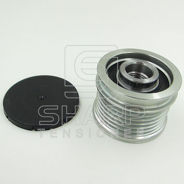 MERCEDES-BENZ 6111550315 6111550615 6111550715 Freewheel Clutch, alternator (2)