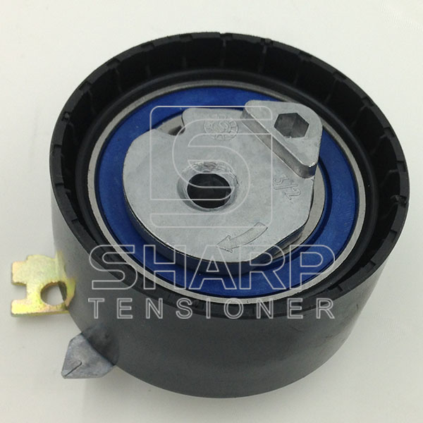 NISSAN 1307000QAB  Tensioner Pulley, timing belt