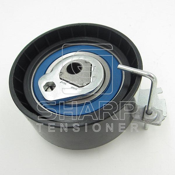 OPEL 09109430 9201537 09201537 Tensioner Pulley, timing belt