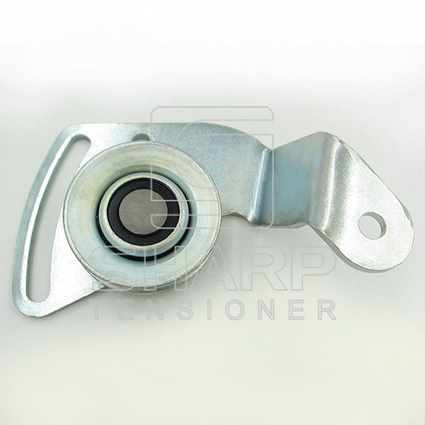 RENAULT 7700858358 Tensioner Pulley, v-ribbed belt