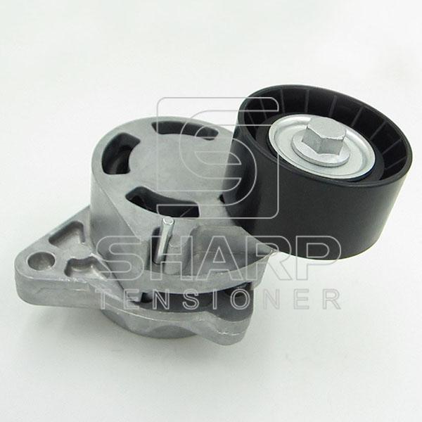 Renault 8200761529   4431739    93161842 Belt Tensioner, v-ribbed belt (1)