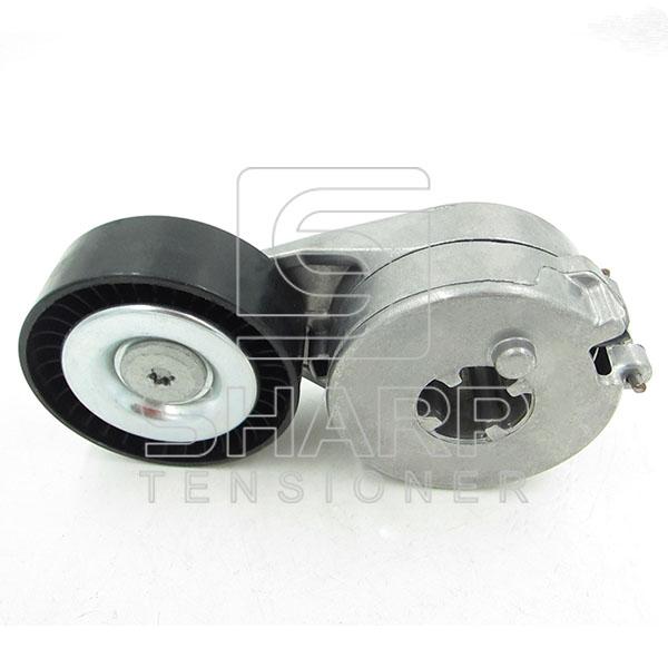 VW 06H903133F 06H903133G Tensioner Lever, v-ribbed belt