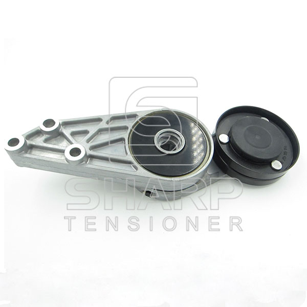 VW 06B903133 06B903133A 06B903133E  Belt Tensioner, v-ribbed belt