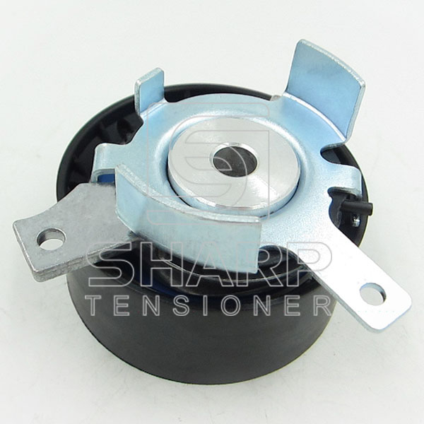 FORD BE826K254A Tensioner Pulley, timing belt (2)