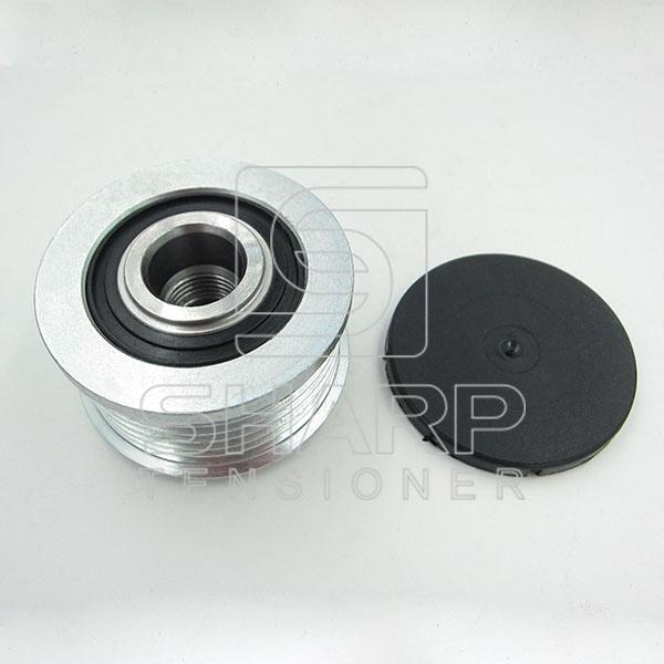 HYUNDAI 373222A000 373222A100 373222A110 Freewheel Clutch, alternator (2)