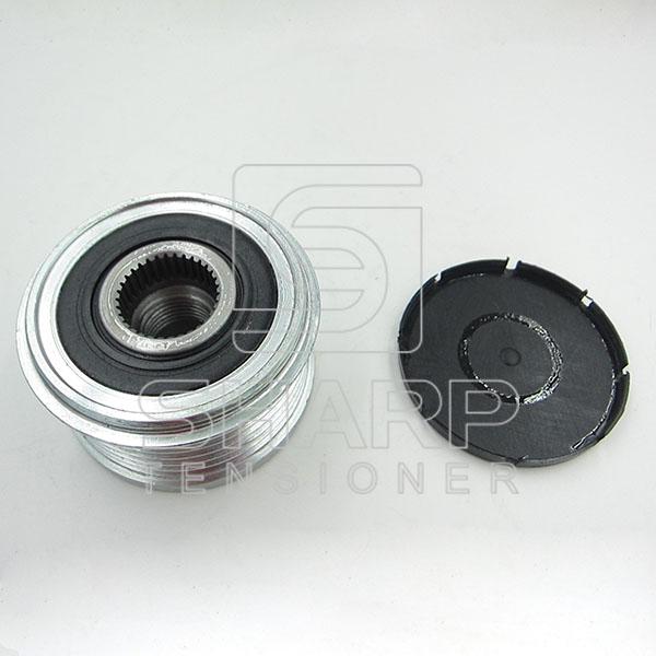 HYUNDAI 373222A000 373222A100 373222A110 Freewheel Clutch, alternator