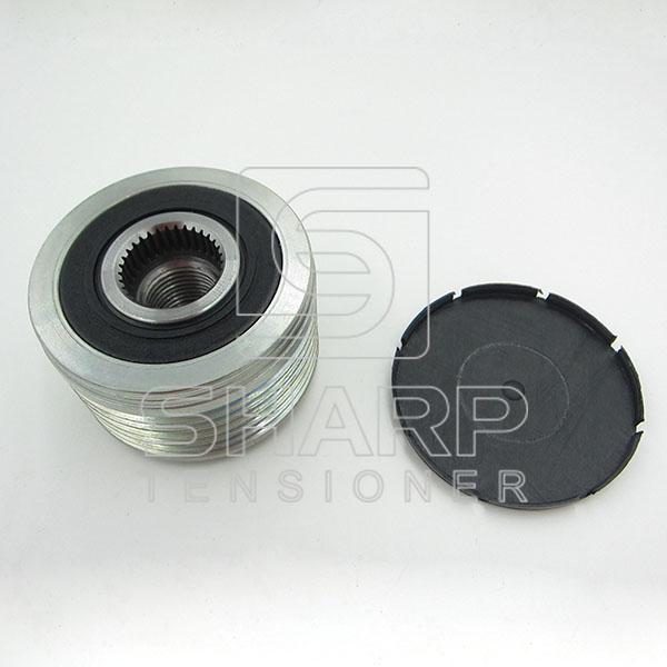 SUZUKI 57054FS1 3177168D00 3177168D01 Freewheel Clutch, alternator (2)