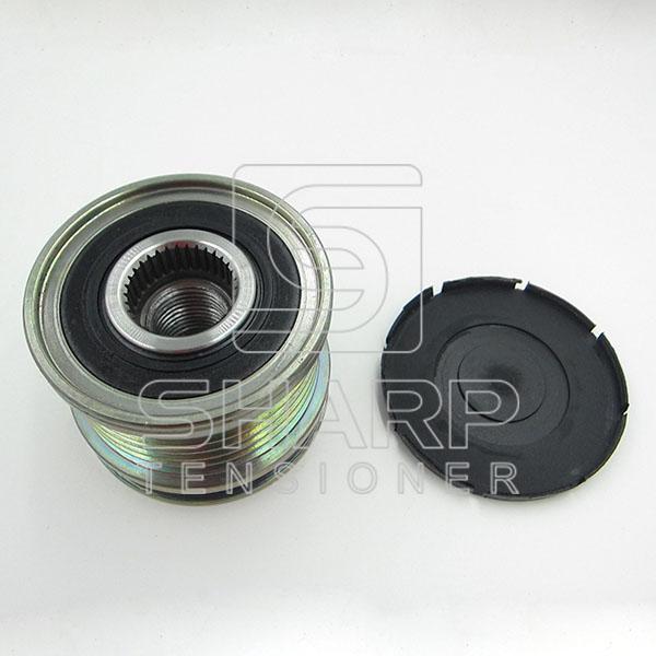 VW 045903119A  045903119 045903119B Freewheel Clutch, alternator (2)