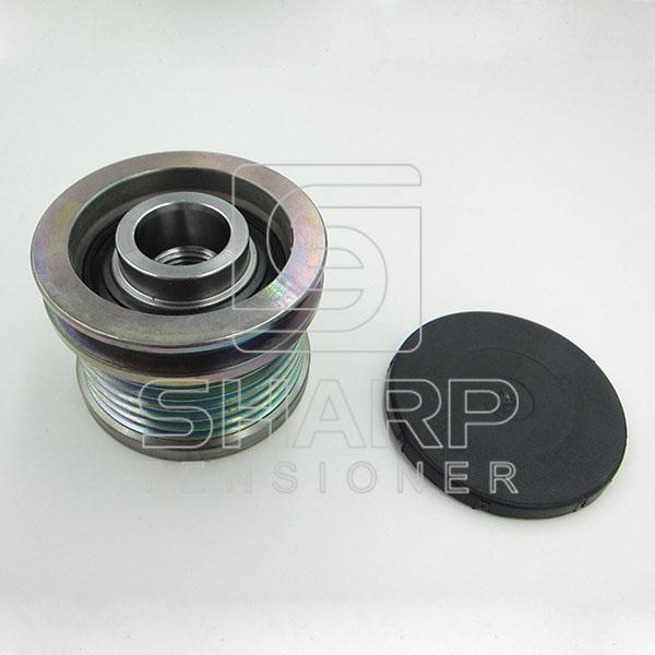 VW 045903119A  045903119 045903119B Freewheel Clutch, alternator