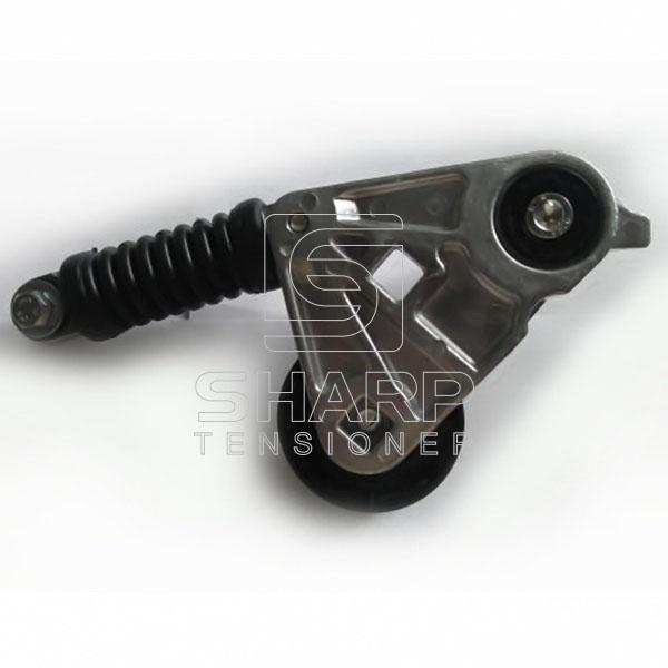 FORD XS7E6A228CC  XS7E6A228CB Belt Tensioner, v-ribbed belt