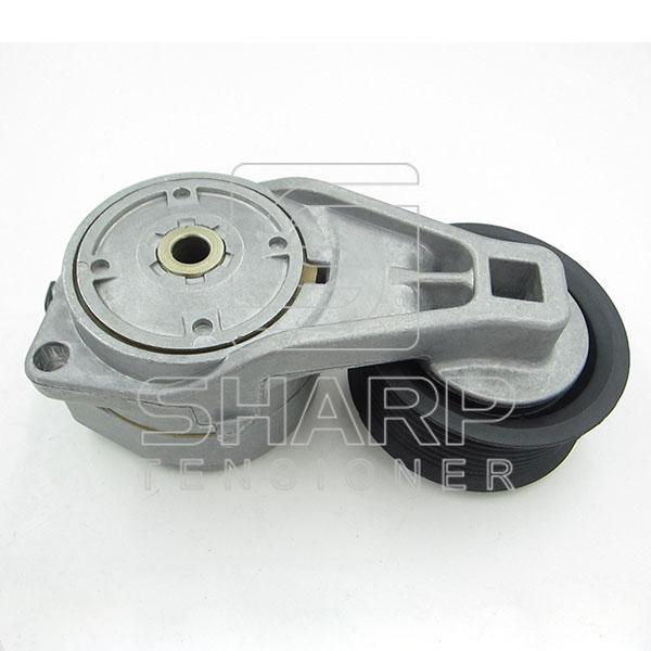 Scania 1510699 1753497 1768720   Belt Tensioner, v-ribbed belt (1)