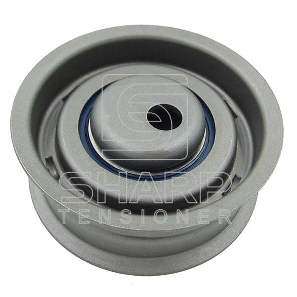 VW 051109243  027109243 Tensioner Pulley, timing belt (1)