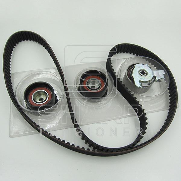GM  CONTITECH CT877K4  INA F555054 Timing Belt Kit