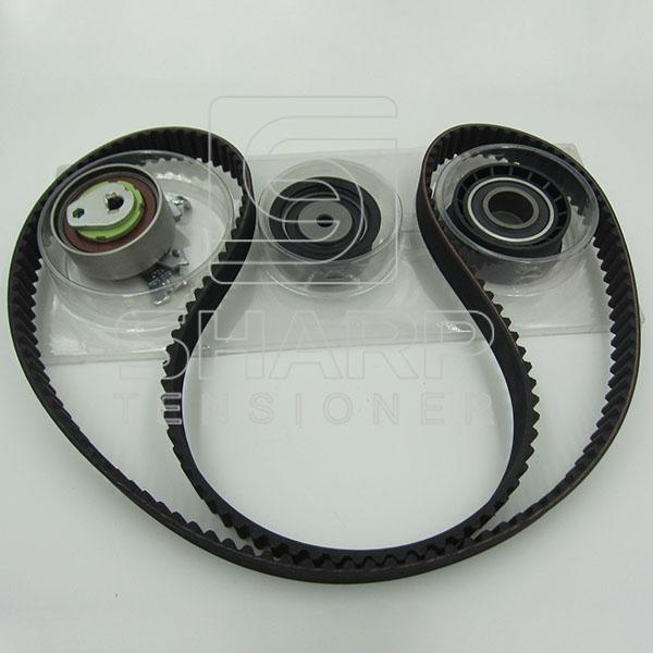OPEL SKF VKMA05150 INA 530007810 Timing Belt Kit (2)