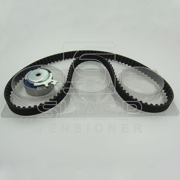 VAUXHALL  FEBI 14115 INA  F555070  Timing Belt Kit (2)