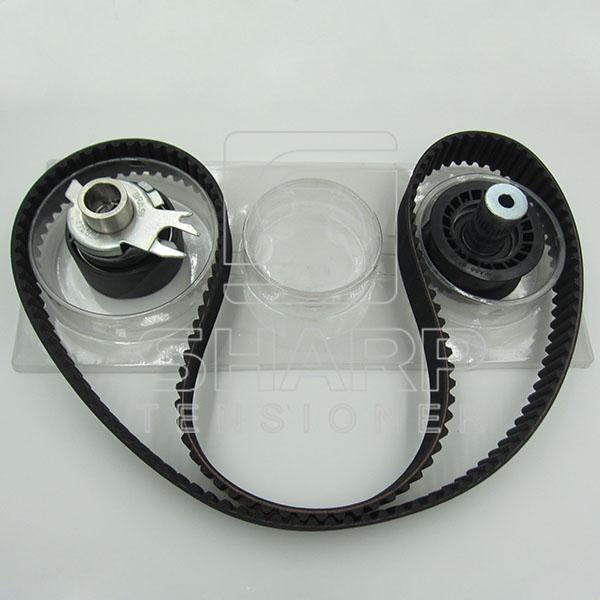 VW SKF VKMA01114  INA 530050010 RUVILLE 5543070    Timing belt kit