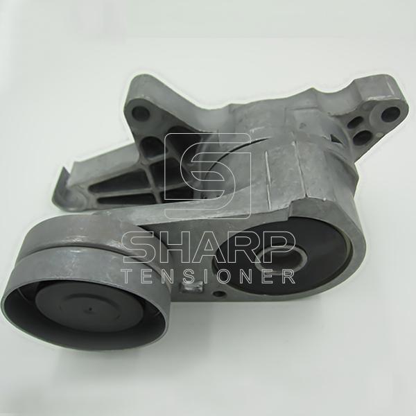 F731200040030 Fendt Tractor Belt Tensioner, v-ribbed belt (1)