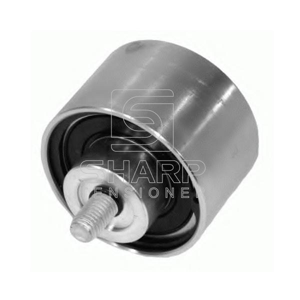 IVECO  500318393  99469677    Guide Pulley, v-ribbed belt