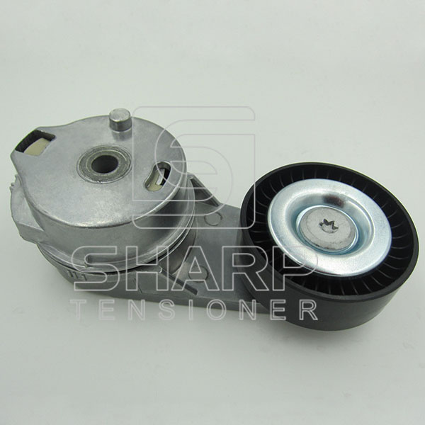 JEEP 04861528AC 04593817AB Belt Tensioner, v-ribbed belt (1)
