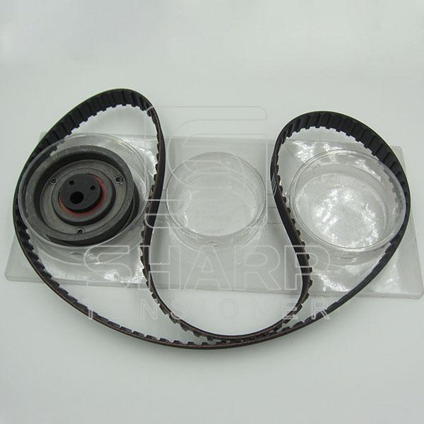 VW CONTITECH CT637K1 GOOD YEAR K1G1171 FEBI 14574  Timing belt kit (2)