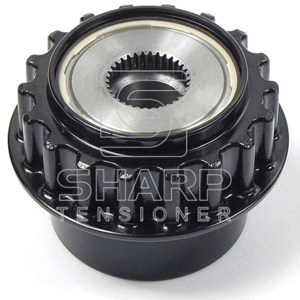 Alternator Freewheel Clutch   FORD 6G9N10D311AB