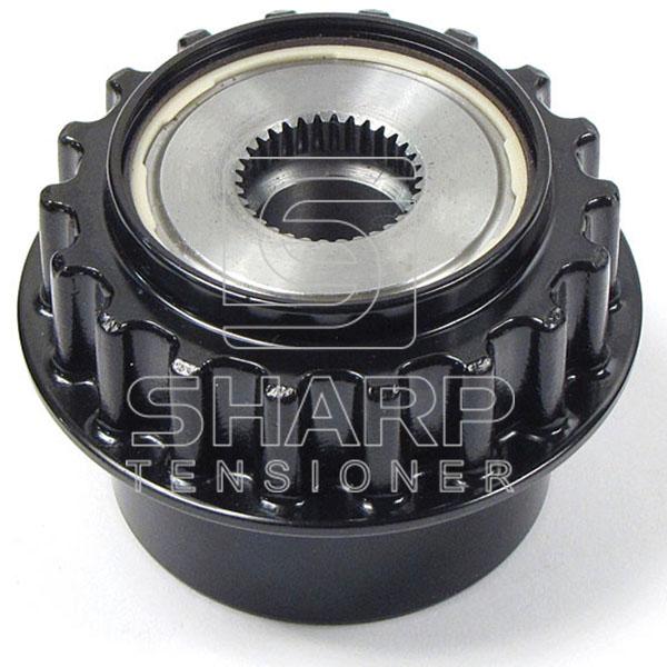 Alternator Freewheel Clutch   VOLVO 30750109  31316804
