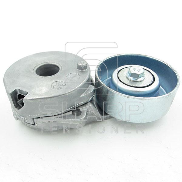11955ET00A 7701065089  Renault Tensioner Lever, v-ribbed belt (3)