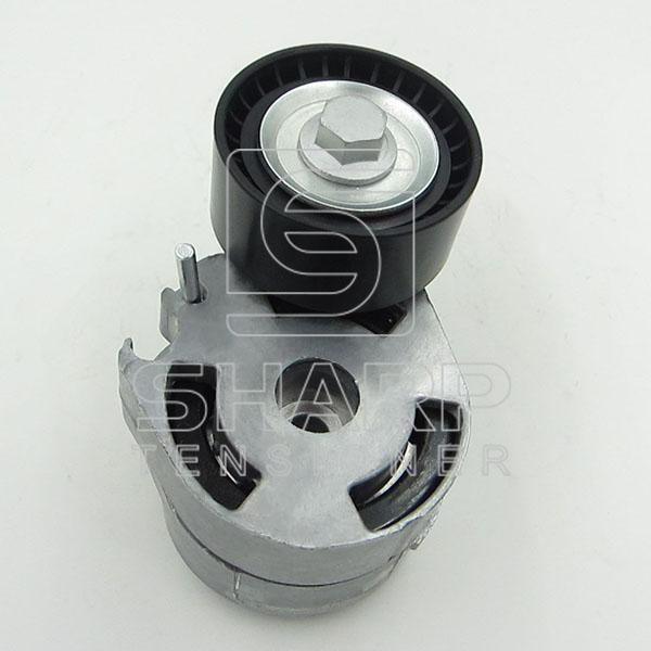 1357587 1480012 2S616A228AC FORD  Belt Tensioner, v-ribbed belt  (1)