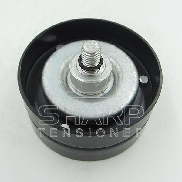 21390528 7421390528  Renault  Tensioner Pulley, v-ribbed belt (3)