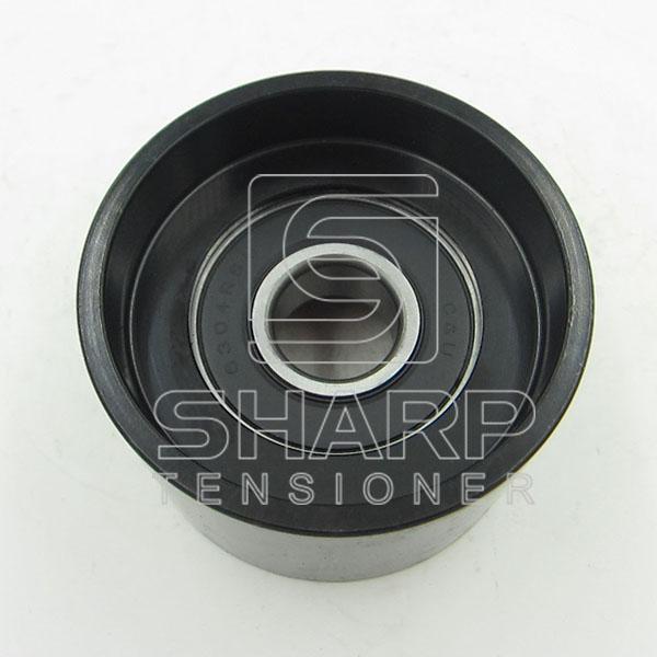 Mercedes benz 5412020319 014012787 tensioner pulley v belt