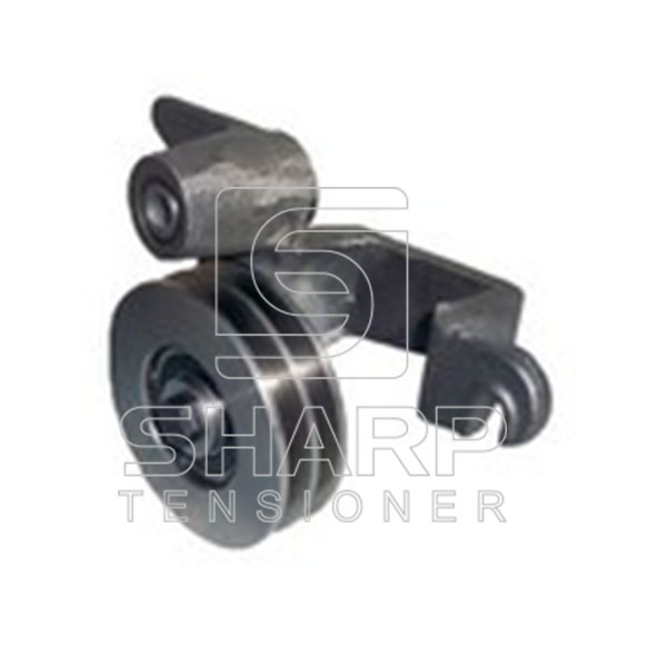 51958007315 DT 3.34077 Man Truck Spare Parts Belt Tensioner, v-ribbed belt