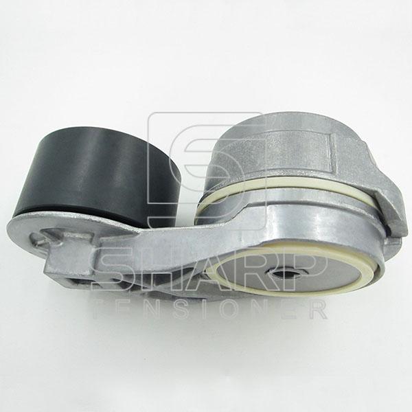 89487 23529655 Fits for DETROIT DIESEL Belt Tensioner, v-ribbed belt
