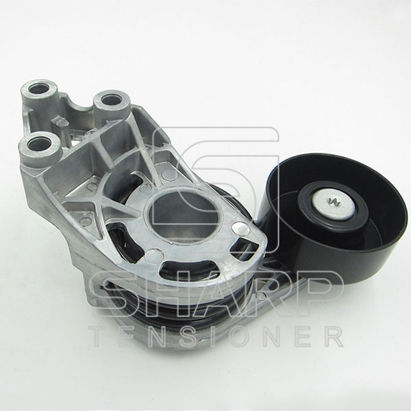 Audi 045903315A Tensioner Lever, v-ribbed belt