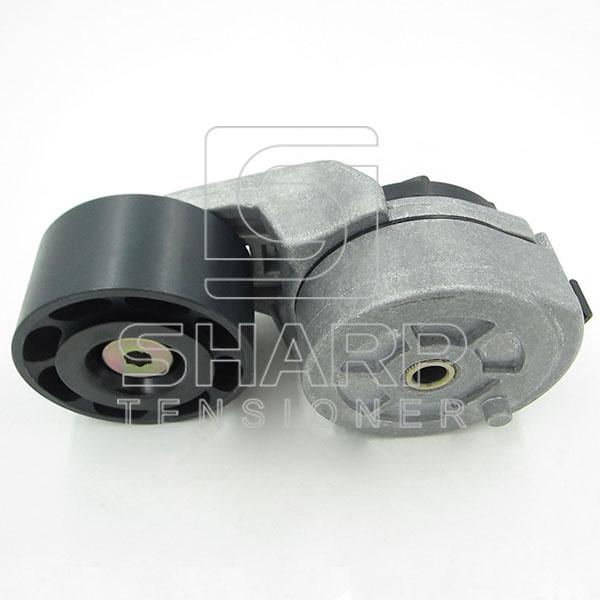 J934817, J936203 Case IH Belt Tensioner, v-ribbed belt (1)