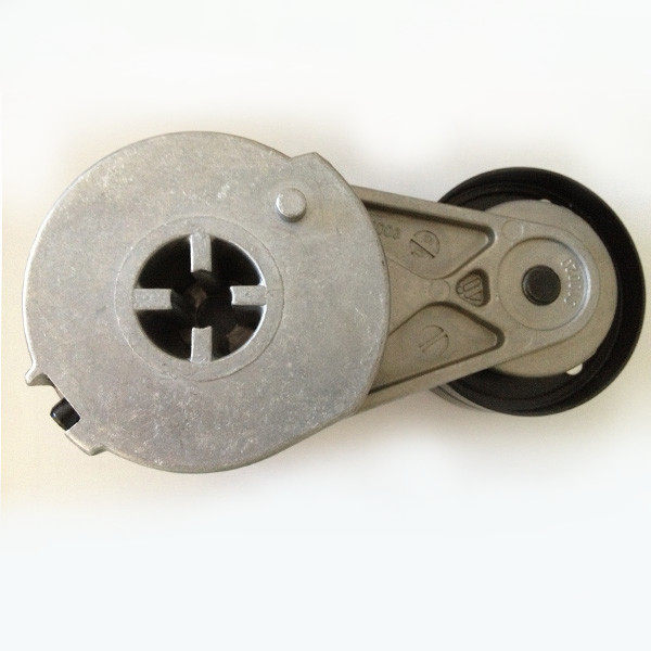 New Holland 87800708 Tractor Tensioner Pulley, v-ribbed belt