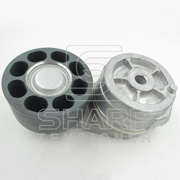 0205232 Belt Tensioner, v-ribbed belt