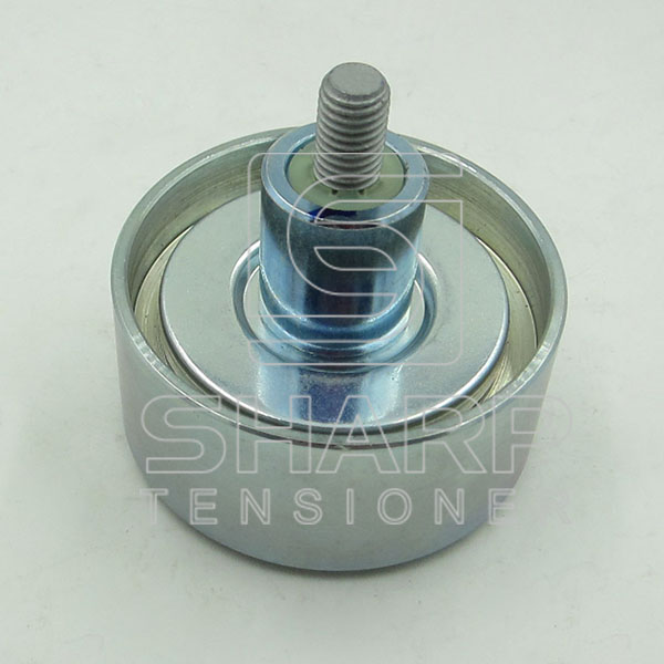 320/08530;320/08773 JCB Belt tensioner Pulley,V-Ribbed belt