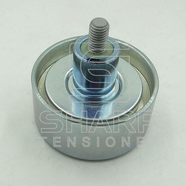 320/08530;320/08773 JCB Belt tensioner Pulley,V-Ribbed belt