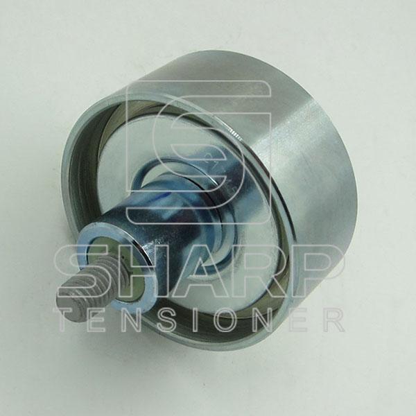 320-08530;320-08773 JCB Belt tensioner Pulley,V-Ribbed belt (7)