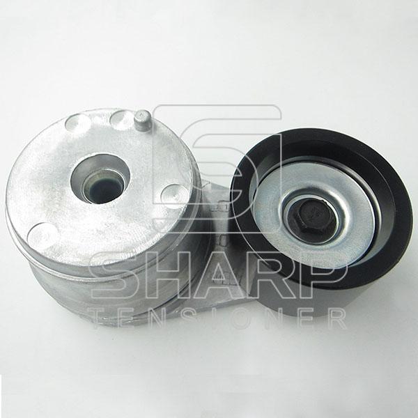 V837073101 for Massey Ferguson 7615  Belt Tensioner, v-ribbed belt