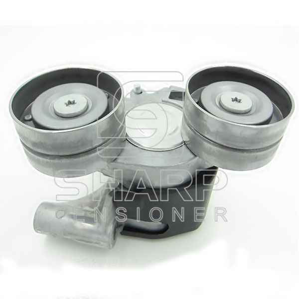 BB3Q6A228AD For ford belt tensioner,v-ribbed belt (1)