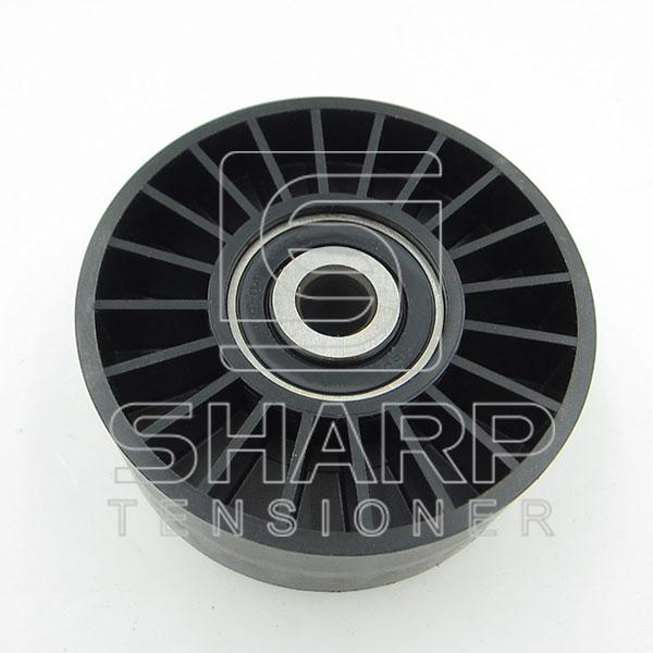 F524200040070  Fendt  tensioner pulley,v-ribbed belt