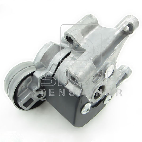 FB3Q6A228BA Ford belt tensioner,V-ribbed belt (2)
