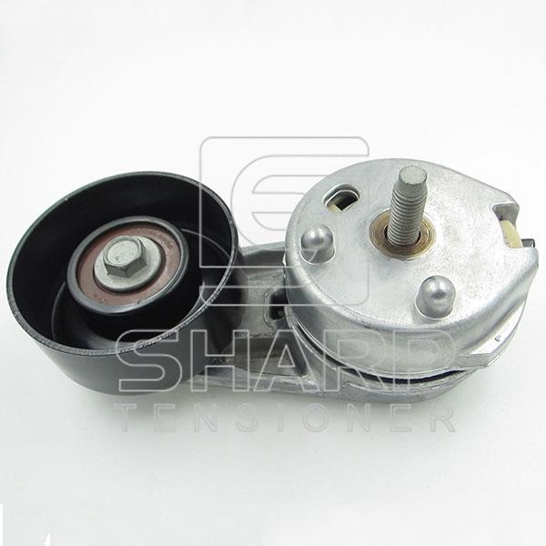 C2S11662 AJ88633  Belt tensioner,V-Ribbed belt for LandRover (2)